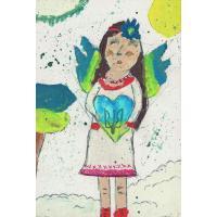 14. «Янголятко». Анастасія Даценко, 10 років.