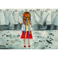 48. Меланія Іванова, 10 років.